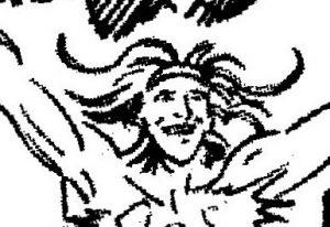 Tsalosha smiling