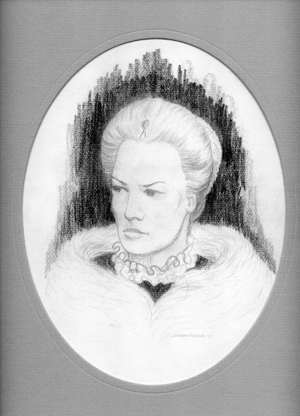 Glenda Jackson as Elizabeth I