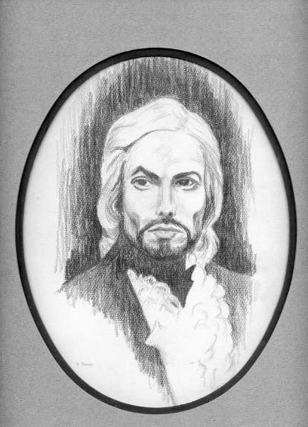 Richard Chamberlain as the Count