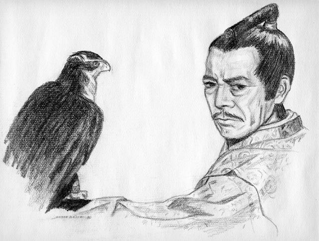 Toshiro Mifune as Toranaga