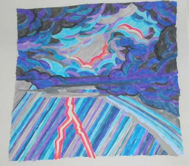 scribblerworks zoe storm daub